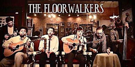 The Floorwalkers Drive-In Concert tickets