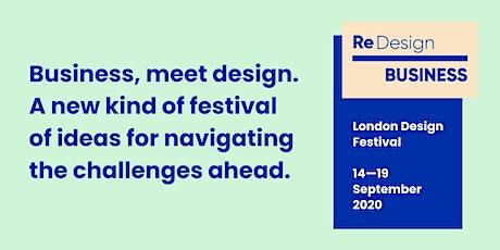 ReDesign Business - London Design Festival 2020 tickets
