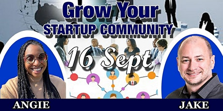 Grow Your Startup Community- Tap Into Intersections & Interest Of Members tickets