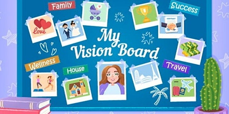 FAMILY Vision Board Workshop - Make your dreams reality tickets