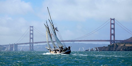 Tall Ship Photography Sail aboard Schooner Freda B with the Matthew Turner tickets