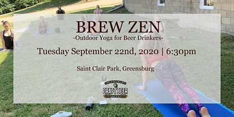 Brew Zen: Outdoor Yoga tickets