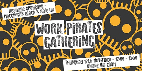 Work Pirates Gathering - November 2020 tickets