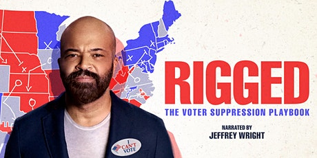 Virtual Screening of RIGGED with Rutgers University tickets