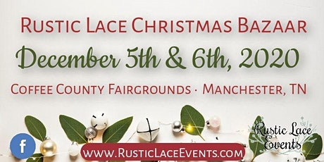 Rustic Lace Christmas Bazaar tickets