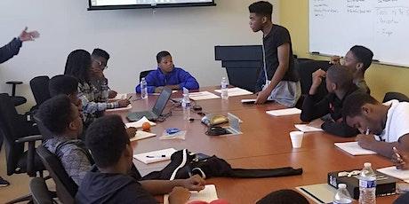 "100 Black Men of Philly ""DOLLARS & $ENSE"" Investing Program (H.S. Students) tickets"