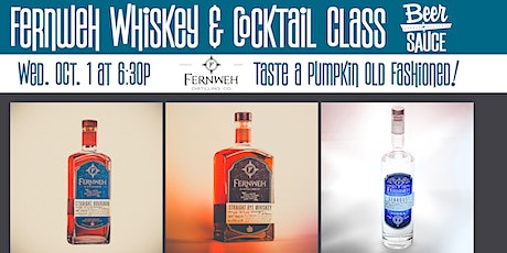 Fernweh Whiskey & Cocktail Class tickets