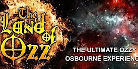 VAN HALEN NATION & LAND OF OZZ tickets