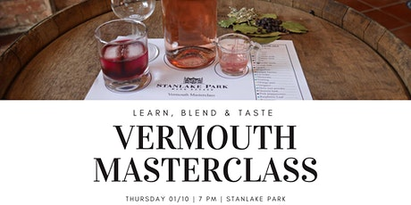 Vermouth Masterclass tickets