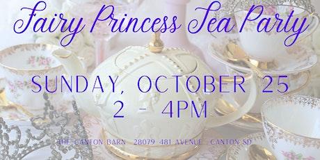 Fairy Princess Tea Party tickets