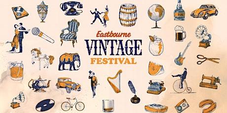 Eastbourne Vintage Festival 2021 tickets