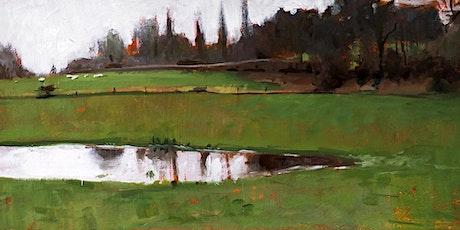 Quick Landscape Sketching in Oils (Online) tickets