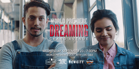 Dreaming Grand Avenue - World Premiere tickets