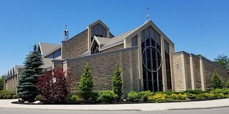 Sunday Mass (7 PM) tickets