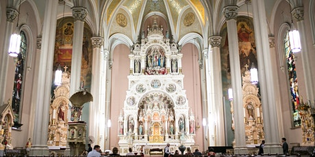 11:00am  Sunday Mass tickets