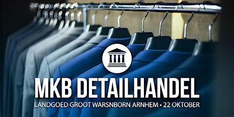 MKB Detailhandel tickets