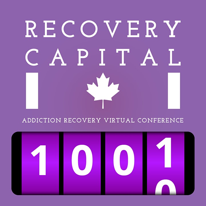 Recovery Capital Conference of Canada 2020 - Virtual Conference image