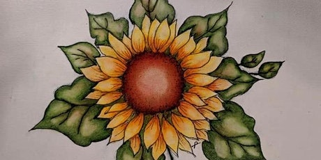 Sunflower Rouging Workshop with Dale Manyguns tickets