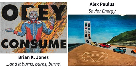 Opening: Brian K. Jones and Alex Paulus - Solo Exhibitions tickets