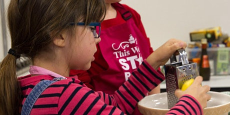 Child & Adult Cookery Class tickets