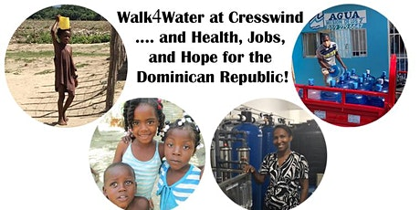 Walk4Water at Cresswind.... and Health, Jobs, and Hope for the DR tickets