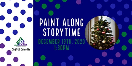 Story & Paint Along tickets