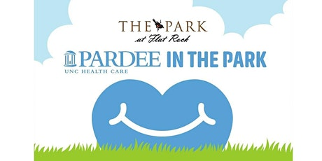 Pardee in the Park: Yoga at The Park at Flat Rock - Thursday, 10/22 tickets