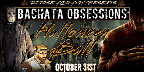 Bachata Obsessions Halloween Ball tickets