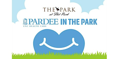 Pardee in the Park: Yoga at The Park at Flat Rock - Saturday, 9/26 tickets