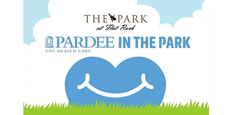 Pardee in the Park: Yoga at The Park at Flat Rock - Saturday, 10/24 tickets