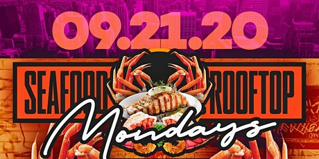 Seafood Mondays tickets