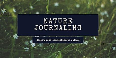 Nature Journaling tickets