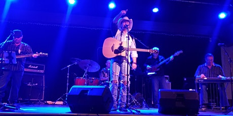 The Alan Jackson Experience Cloverdale Legion Oct. 17th  tickets