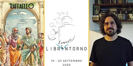 LANUVIO LIBRINTORNO  - ALESSANDRO BACCHETTA biglietti