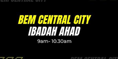 IBADAH AHAD tickets