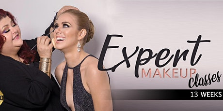 Expert Makeup Classes ONLINE entradas