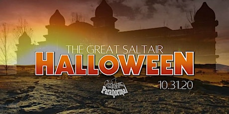 Halloween Investigation at Saltair tickets