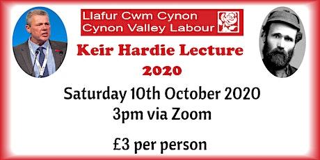 Keir Hardie Lecture 2020 tickets