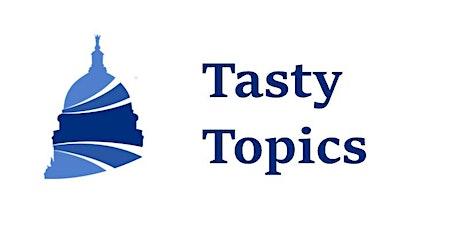 Tasty Topics tickets
