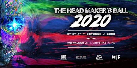 The Head Maker's Ball tickets