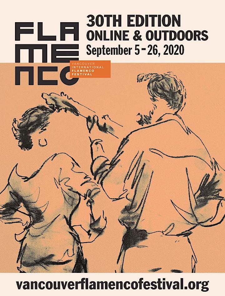 Vancouver 30th International Flamenco Festival presents... image