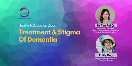 Webinar: Treatment & Stigma of Dementia tickets