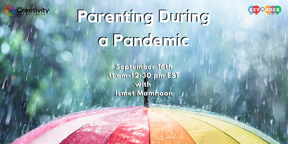 Parenting During a Pandemic (Daytime)