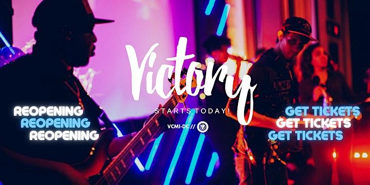 VCMI-DC Sunday Service | May 9 image