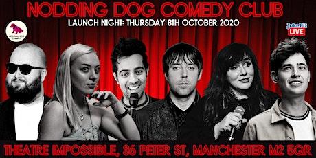 Nodding Dog Comedy Club tickets
