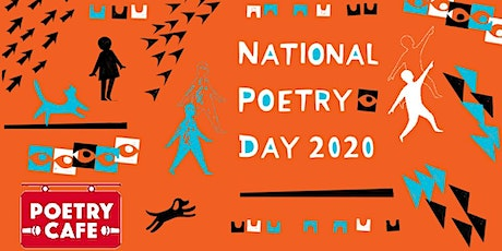 National Poetry Day tickets