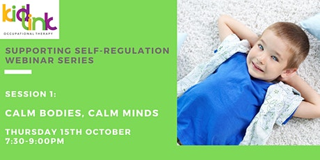 Session 1of 5 - Calm Bodies, Calm Minds tickets