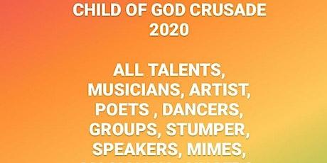 CHILD OF GOD CRUSADE 2020 tickets