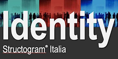 STRUCTOGRAM®️ITALIA - PROFESSIONAL IDENTITY (Franzolini) biglietti