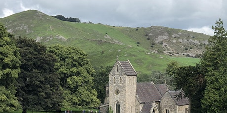 10 Mile circular walk from Ashbourne going to Ilam, Dovedale, Thorpe Cloud. tickets